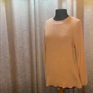 Dusty Pink cozy sweater
